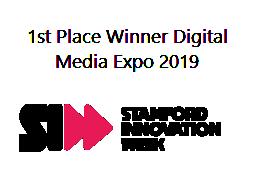 Winner Stamford Innovation Week 2019