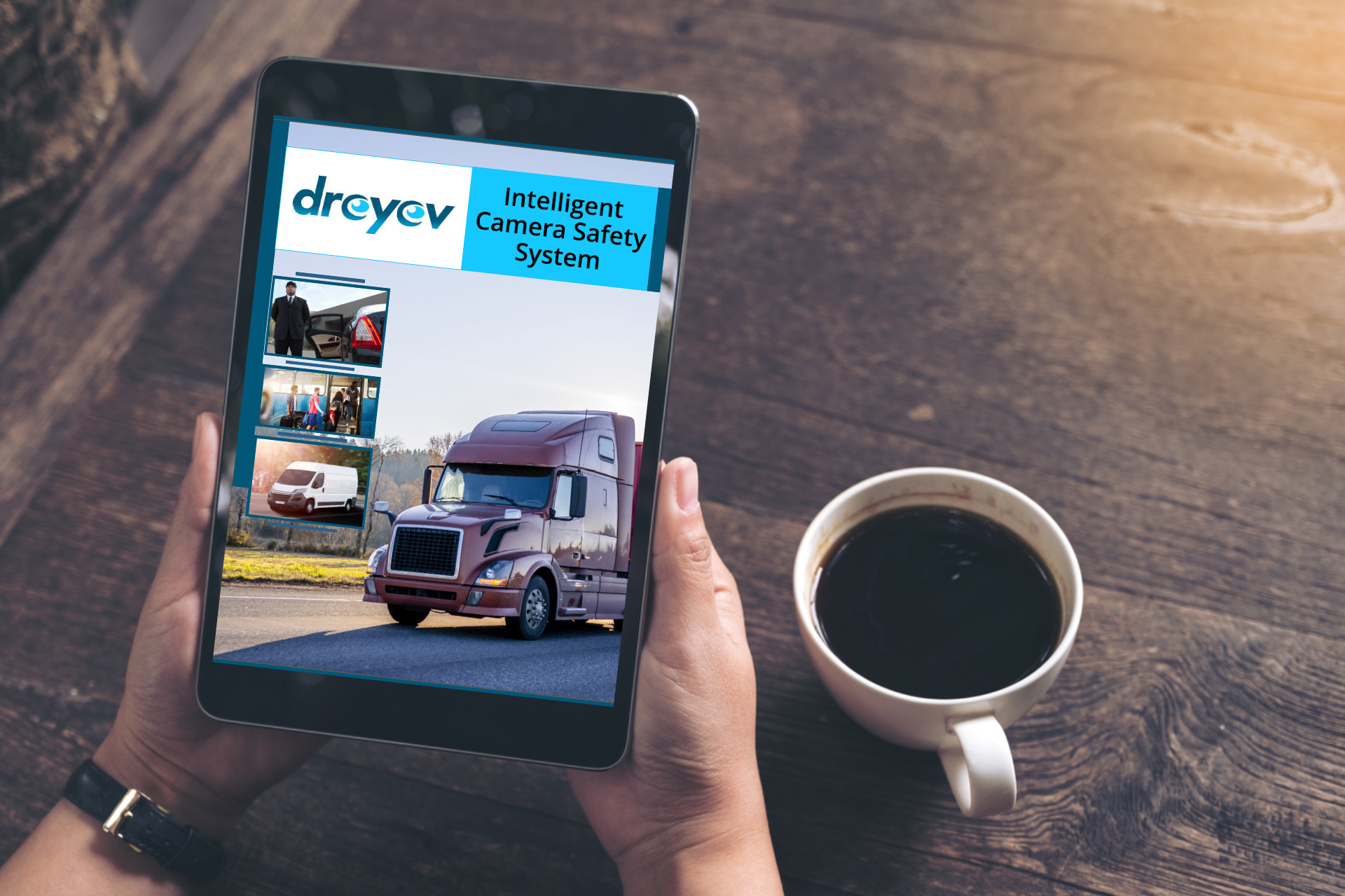 Dreyev Corporate Overview