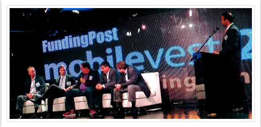 FundingPost NYC VC Summer in Times Square