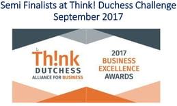Think Dutchess Semi Finalist 2017