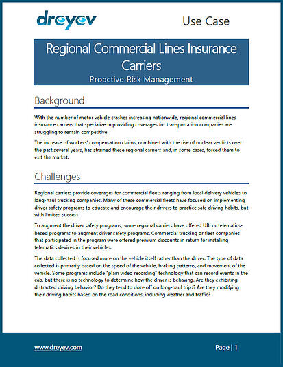 Regional Commercial Lines Carriers Use Case v2